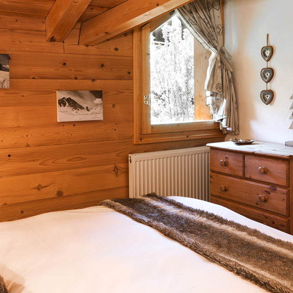 La Tania Accommodation
