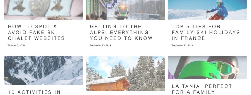 ski dazzle ski blog