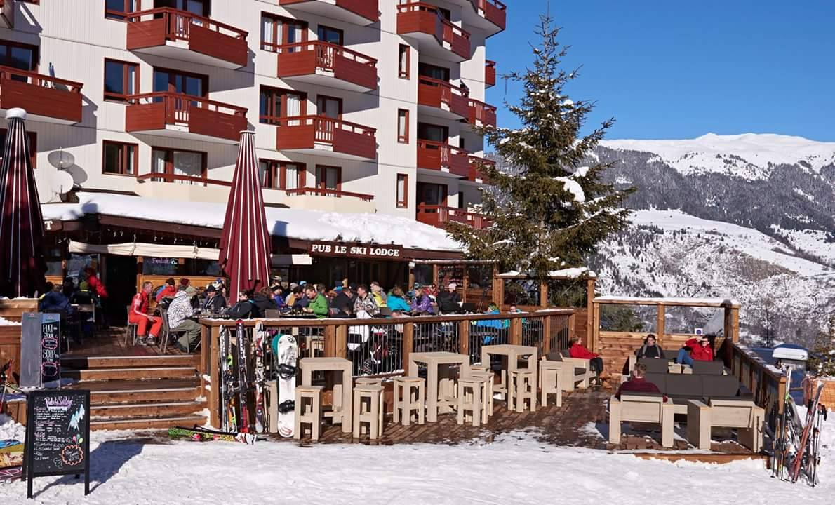 where to eat in la tania