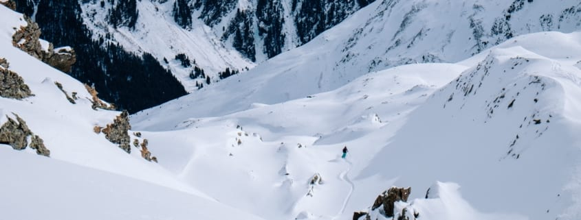 Courchevel Skiing
