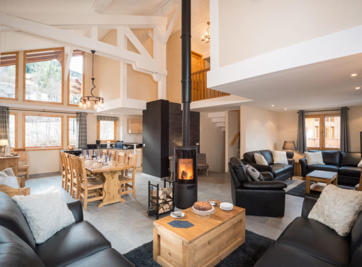 Ski Chalets To Rent For Large Groups