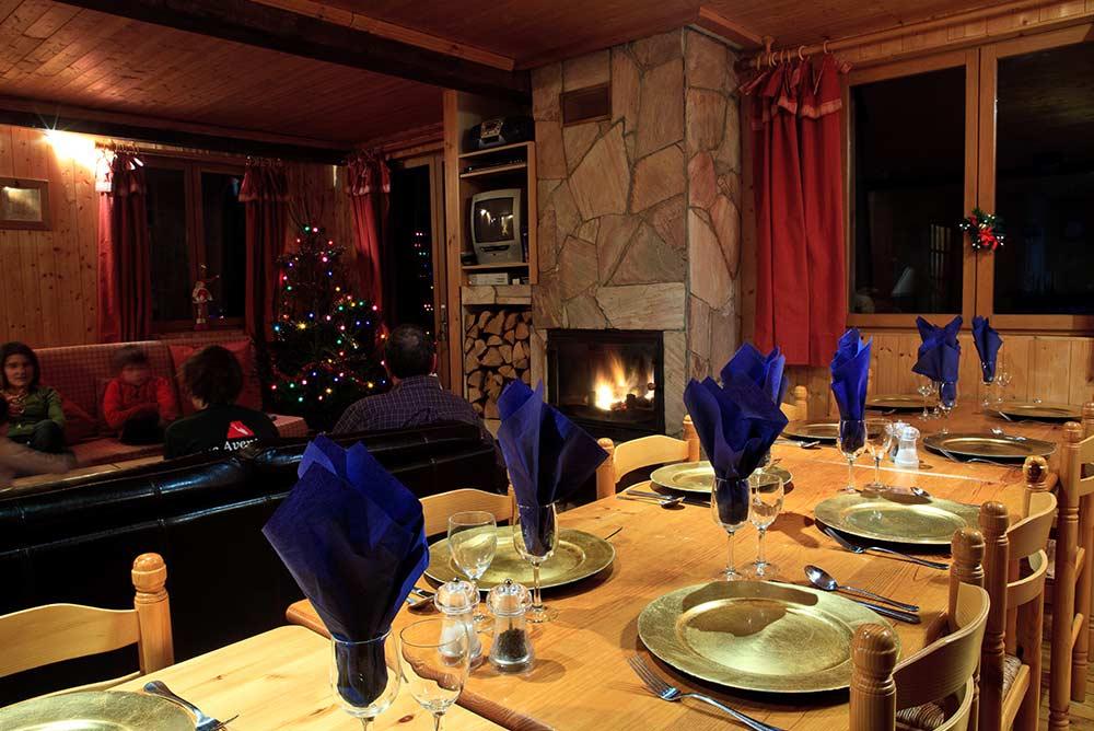 self catering ski chalet