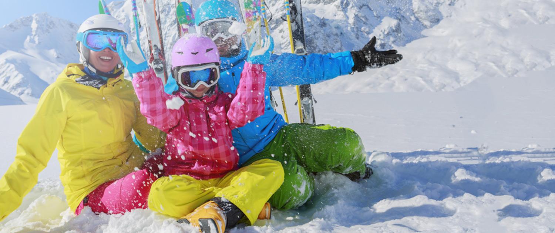 Ski Holidays With Children