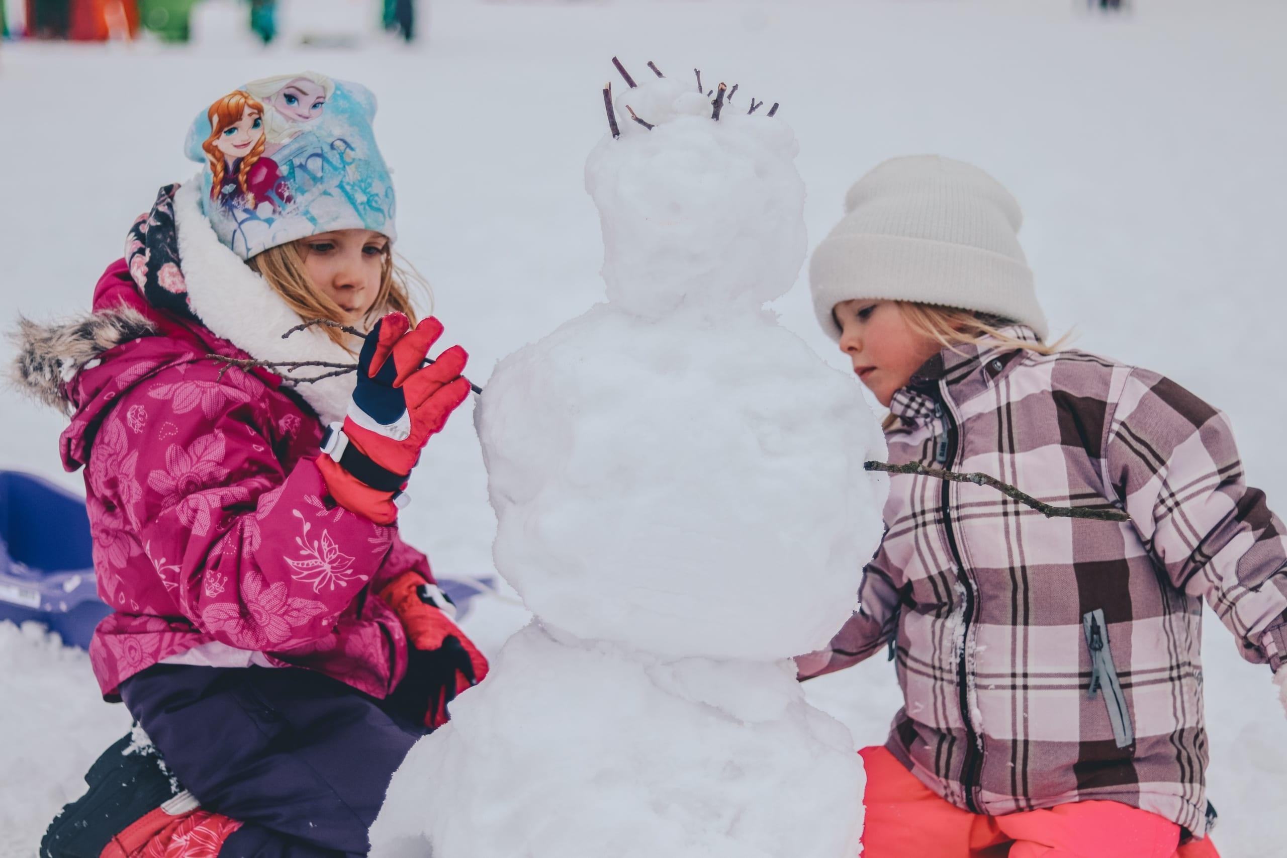 la tania kid friendly ski holiday