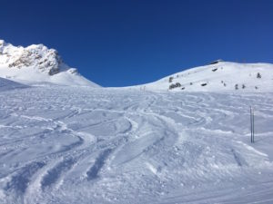 Courchevel Snow Report